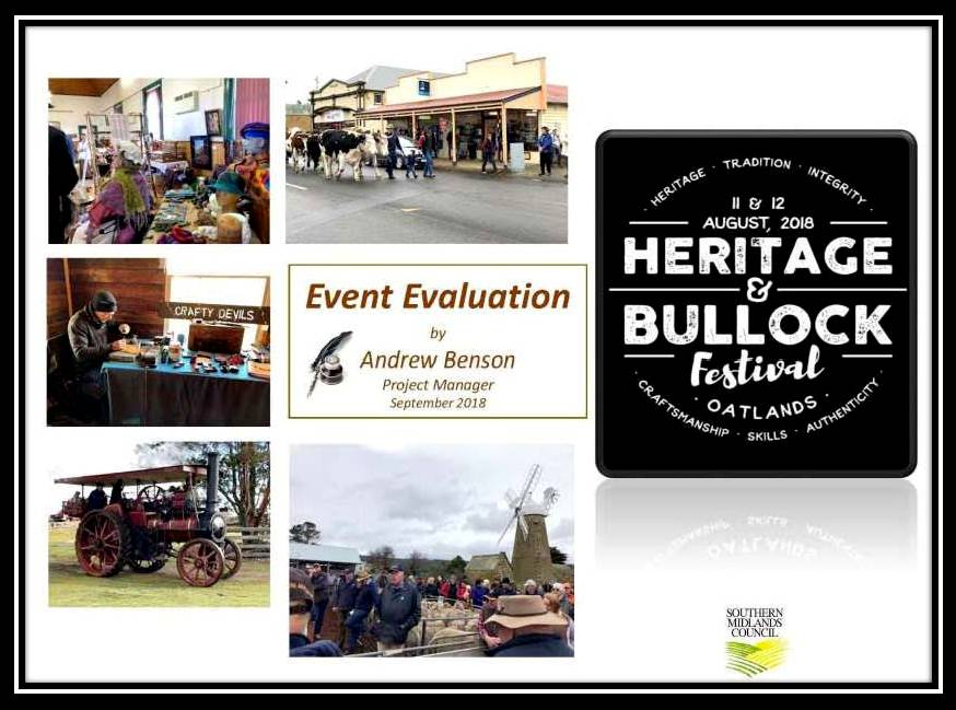 Bullock Festival Evaluation Report Link