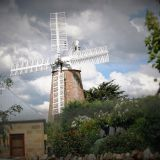 Callinton Mill from High Street
